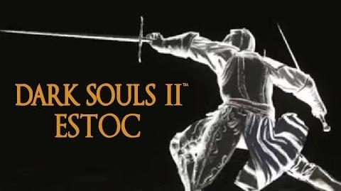 Dark Souls 2 Estoc Tutorial (dual wielding w power stance)