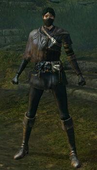 Thief Set Female