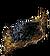 Charcoal Pine Resin