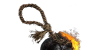 Rope Black Firebomb