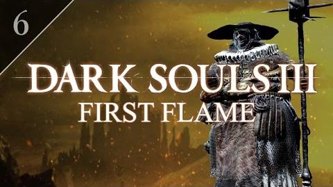 Dark Souls III First Flame (6) - The Cleansing Chapel
