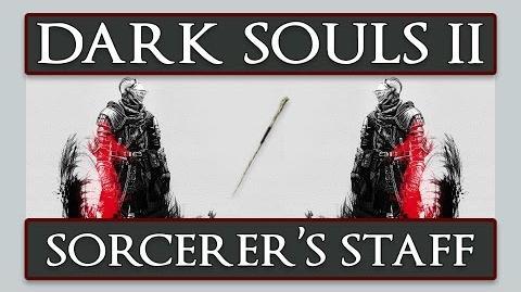 Sorcerer's Staff - 01