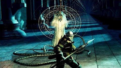 Dark Sun Gwyndolin - Dark Souls Boss Fight