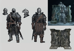 Imperious Knight Concept