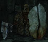 Gyrm Warrior (Hammer)