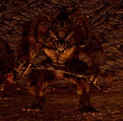 Taurus Demon 01