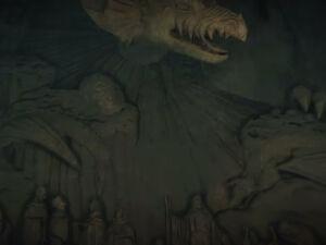 Dragon Sanctum Mural