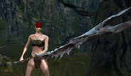 Demon spear
