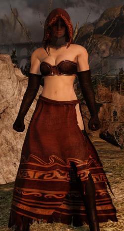 Desert Sorceress Set Big