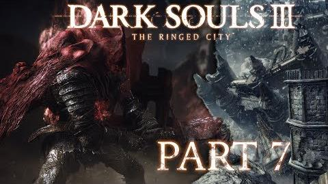 Dark Souls 3 The Ringed City NG BLIND - Part 7 - Filianore & The Red Hood-1