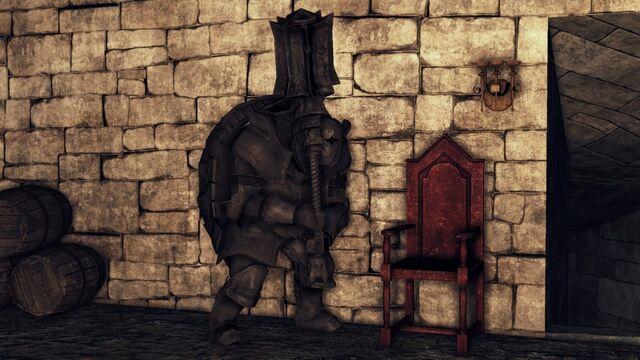 Dark souls замок дранглик как попасть