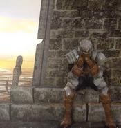 Saulden the crestafallen warrior