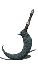 Silverblack Sickle