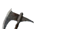 Dragonslayer's Crescent Axe
