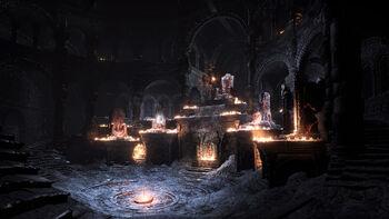 Firelink Shrine (DSIII) - 01