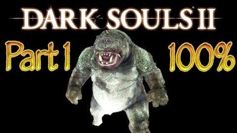 Dark Souls 2 Complete Walkthrough Part 1 - Ogres (DS2)