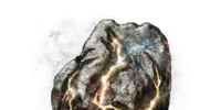 Twinkling Dragon Torso Stone