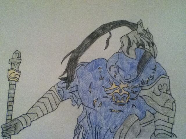 File:Artorias sketch.jpg