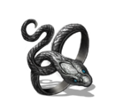 Covetous Silver Serpent Ring (Dark Souls III)