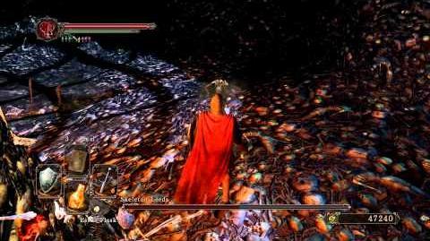 Dark Souls 2 - Skeleton Lords (Melee)-2
