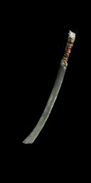 Arced Sword