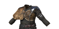 Black Leather Armor (Dark Souls III)