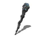 Sage's Crystal Staff