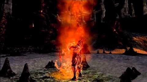 Dark Souls To Link The Fire Ending-1