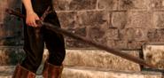 Ashen Warrior Sword IG