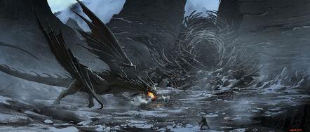 DS Dragon Shrine Wyvern Nestb