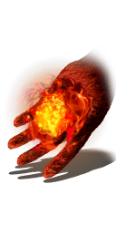 Dark Pyromancy Flame