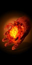 File:Dark Pyromancy Flame.png