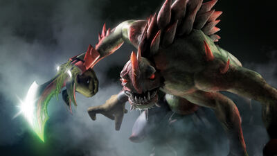 'Viper the Toxic Ravager'