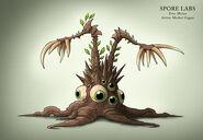 Tree melee 500wtd