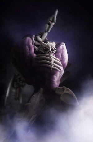 Wraith, the Spectre of Vengeance