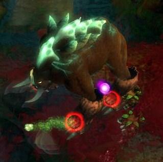 Roark, the Blood-Fury (Onslaught)