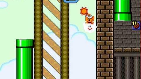 Super Mario Flash SPEEDRUN! Pipe Labyrinth by BMenSD
