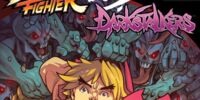 Street Fighter vs Darkstalkers Issue 2