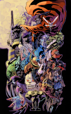 File:Darkstalkers Chronicle The Chaos Tower group.png