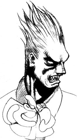 File:Darkstalkers The Night Warriors Demitri Sketch.png
