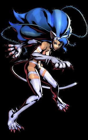 File:Ultimate Marvel Vs Capcom 3 Felicia.png