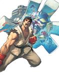 Capcom Fighting Evolution Anakaris group shot