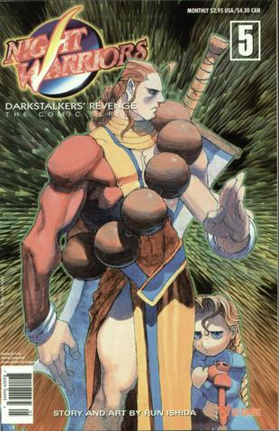 File:Night Warriors Darkstalkers Revenge Viz Comics Issue 5.png