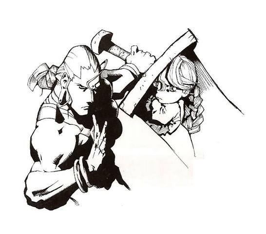 File:Donovan Anita Night Warriors Saturn artwork.png