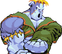 Darkstalkers The Night Warriors Victor win portait