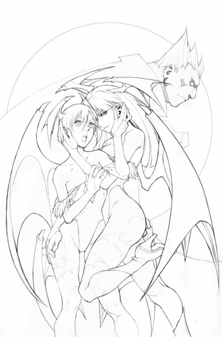 File:UC Summer Special Darkstalkers Ink.png