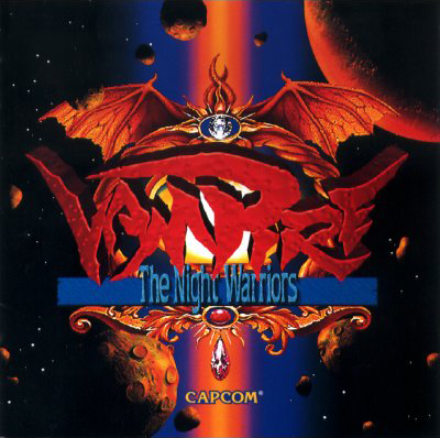 File:Vampire The Night Warriors Arcade Gametrack Front.png