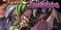 Street Fighter vs Darkstalkers Issue 1