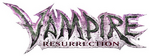 Vampire Resurrection Logo