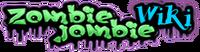 Zombie Jombie Wiki-wordmark